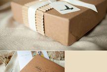 Embalagens Foto