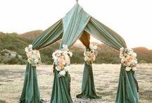 Wedding venue and deco