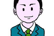 Businessman Uniform   男性ビジネスマン / Businessman Uniform   男性ビジネスマン
