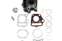 Chinese Cylinder Kits / VMC Chinese Parts has the cylinder kits you need for your Chinese-built ATV, dirt bike, go kart, scooter, moped and more!
