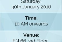 Walk-in Drive / Good news! Capital Numbers is conducting a Walk-in Drive on 30th January 2016 (Saturday) from 10 A.M onwards in #Kolkata office.  Check out our pins for all details. Interested candidates may send in their CVs to jobs@capitalnumbers.com #Hiring #JobSearch #JobOpening #Interview