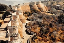 Rajasthan: Cycle India 2016 / Destination for HEAL Cycle India, February 6-17, 2016. Agra to Jaipur. http://healcharity.org/uk/events/cycle-india-2016