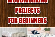 Woodworking projects at home
