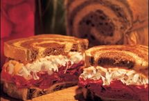 Bread Based Dishes / Too few people understand a really good sandwich. ~James Beard / by Cheryl Gorske