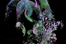ice art / ice sculptures from anywhere and everywhere; whimsical and beautiful ice art from the web and from travels