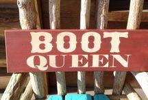 Rodeo Drive Signs / http://jewelryladyredriver.com