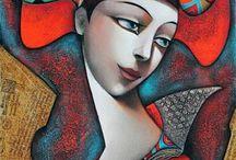 Wlad Safronow / Ukrainian artist (1965-
