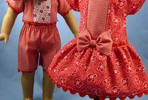 Dolls Clothes sets