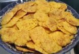 crispy cheese crackers / by Gail Durant