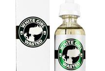 White Girl Wasted E-Juice