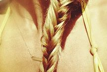 Hairstyles / by Dana Leonard