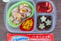 School Lunch / by Kelley Rowe