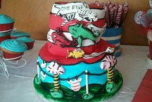 Cakes / by Heather Brent