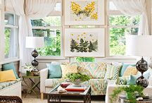 the sun room / by cr8tivecookie