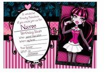 monster high theme