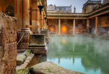 Travel: Bath Houses