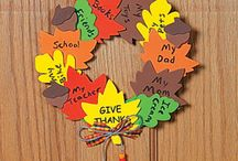 Kids Thanks Giving crafts