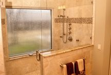 Shower doors and windows