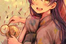 Anime / Character Art
