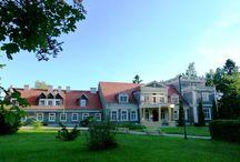 Wysoka - Pałac