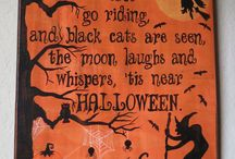 Fall/Halloween / by Sofia M