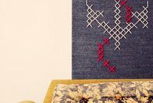 cross stitch / by Naoko Tsuchiya