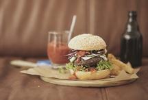 burger / by Natalia Lisovskaya