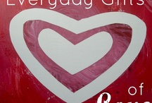Valentines Day / The holiday for expressing love. Fun whimsical holiday.  / by Annie Griswold