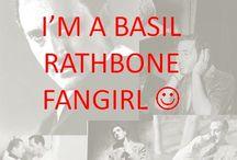 Basil Rathbone n' stuff / It's Basil Rathbone. (..and STUFF!!!)