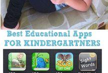 Kindergarten technology / by Jacqueline Montano