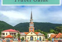 Carribean travel
