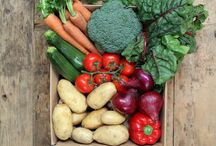 Fruit & Veg Box Glory / What could be better than a fresh, seasonal, organic box of fruit and veg delivered to your door every week? That's what we thought.  Share your organic veg box snap with #VegBoxGlory and we'll pin them here.