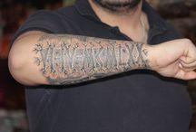 Tattoo, Dövme / Dövme