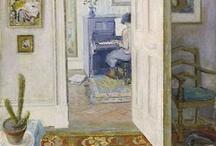 interni dipinti