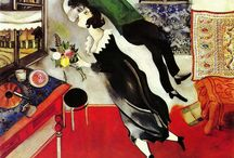 Marc Chagall / Marc Chagall works / by Irene Goldfarb