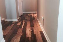 Wood floor Indusparquet Brazilian Pecan / Indusparquet Brazilian Pecan