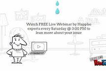 Webinar / Construction Solution webinar with happho