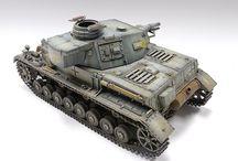 Pz IV models