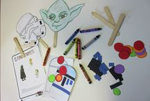 May the Fourth Be With You / Celebrate Star Wars Day at the East Branch Library. Join us for an all ages craft and story time featuring all things Star Wars! May 4th, 2015 4:30pm-7pm / by Milwaukee Public Library
