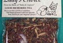 Herbal Teas & Accessories
