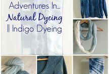 Natural Dyeing:Indigo