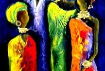 tinga African art