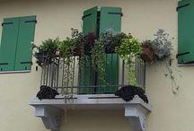 i miei balconi