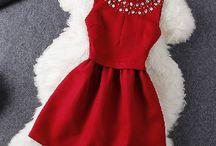 Graduation Dresses / Simple yet elegant