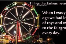 Things Your Father Never Said