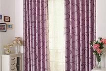 Elegant Comfort Jacquard Look Curtain Panels