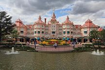 Disneyland Paris / by Lou Mongello