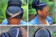 coiffure sans tresse