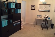 Sewing/Craft Room / My space to create!
