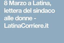 Articolo del quotidiano Latina corriere